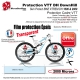 Protection Cadre VTT Skin Protect BIKE XTREM DH 1000