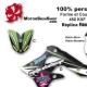 Kit déco 450 KXF 13-14-15 Replica 2015 florent PAULET