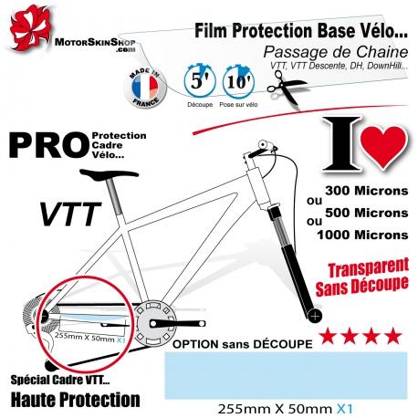 Film de Protection Base Cadre VTT