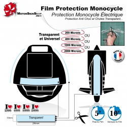 Film de Protection Monocycle électrique universel