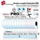 Film de Protection PRO Grand Rouleau complet 300 microns Vélo 20 mètres