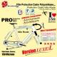 Film Protection cadre Vélo Route Polyuréthane Luxe L