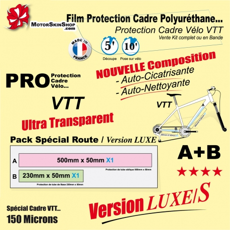 Film Protection VTT Polyuréthane Luxe S