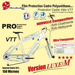 Film Protection VTT Polyuréthane Luxe M