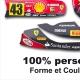 Kit déco Karting Tony Kart M6 Personnalisable Ferrari