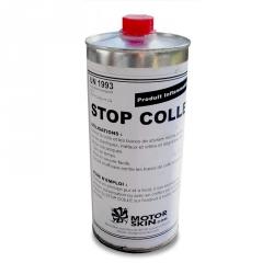 Stop Colle dissous la colle des stickers et autocollants