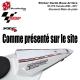 Sticker Garde Boue Arrière R6 YFZ Yamaha 2009 - 2017