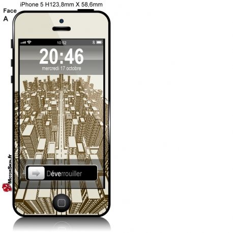 Sticker iPhone New York