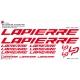 Sticker Lapierre Cadre VTT et Batterie XXL 2018