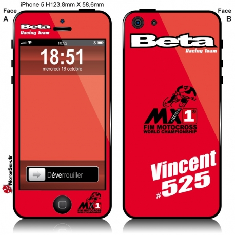 coque iphone 6 moto cross ktm