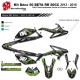 Kit déco 50 Beta RR 12-18 Monster Energy 50CC a boite
