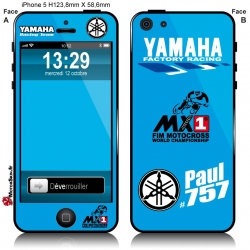 Sticker iPhone Yamaha