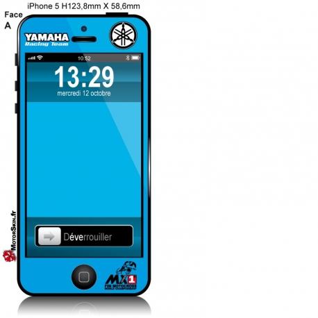 Sticker iPhone Yamaha
