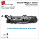 Sticker Magnat Debon Restauration Moto