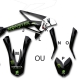 Kit déco 50 Beta RR 12-18 Joker Monster 50CC à boite Perso