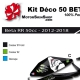 Kit déco 50 Beta RR 12-18 Joker Monster 50CC à boite Perso