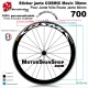 Sticker jante COSMIC Mavic 30mm velo route