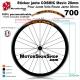 Sticker jante COSMIC Mavic 20mm velo route