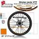 """Sticker Jante VTT NoTubes ZTR Flow MK3 18mm 26"""" 27.5"""" 29"""""""