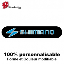 Sticker vélo Shimano