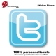 Sticker Twitter