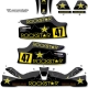 Kit déco Karting RockStar KG Unico