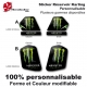 Sticker réservoir Karting Monster Energy