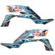 Kit déco Quad YFZ Yamaha