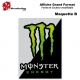 Affiche Monster Energy Grand Format