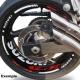 Sticker jante Moto Sportive ZX10R