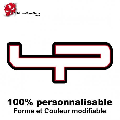Sticker vélo Lapierre