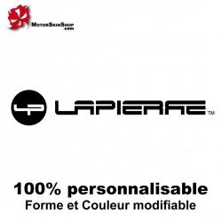 Sticker vélo ancien Lapierre