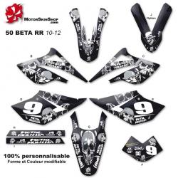 Kit déco 50 Beta RR 10-12 Métal Mulisha