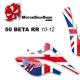 Kit déco 50 Beta RR 10-12 Drapeau