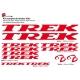 Sticker cadre vélo Kit Trek