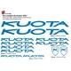 Sticker cadre vélo Kit Kuota