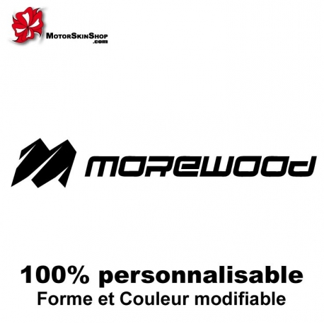 Sticker vélo Morewood