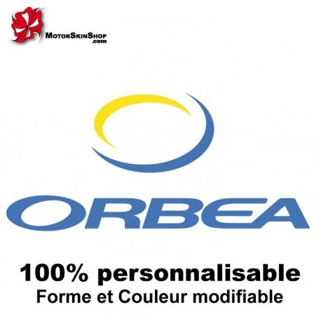 Sticker vélo Orbea