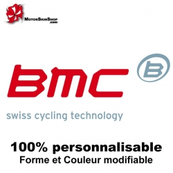 Sticker vélo BMC Cycling