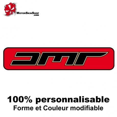 Sticker vélo AMR