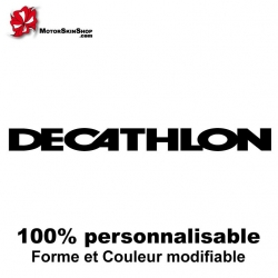 Sticker vélo Decathlon