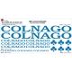 Sticker Kit cadre vélo XXL Colnago
