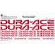 Sticker Kit cadre vélo XXL Dura Ace Shimano