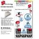 Sticker décoration Ultra Trail du Mont Blanc personnalisable