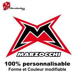 Sticker vélo Marzocchi VTT