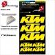 Pochette Sticker KTM