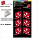 Pochette Sticker MotorSkin