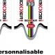 Sticker fourche Boxxer Rock Shox Champion du monde
