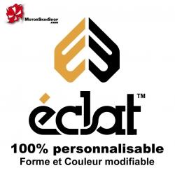 Sticker Eclat BMX