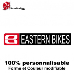 Sticker Eastern BMX